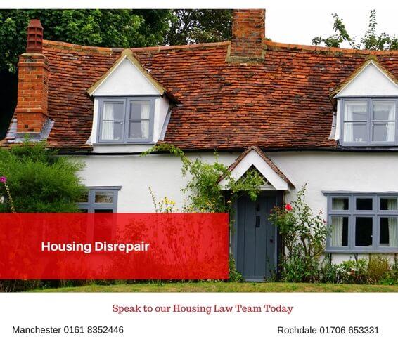 Housing Disrepair Solicitors
