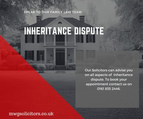 Inheritance Dispute Lawyers
